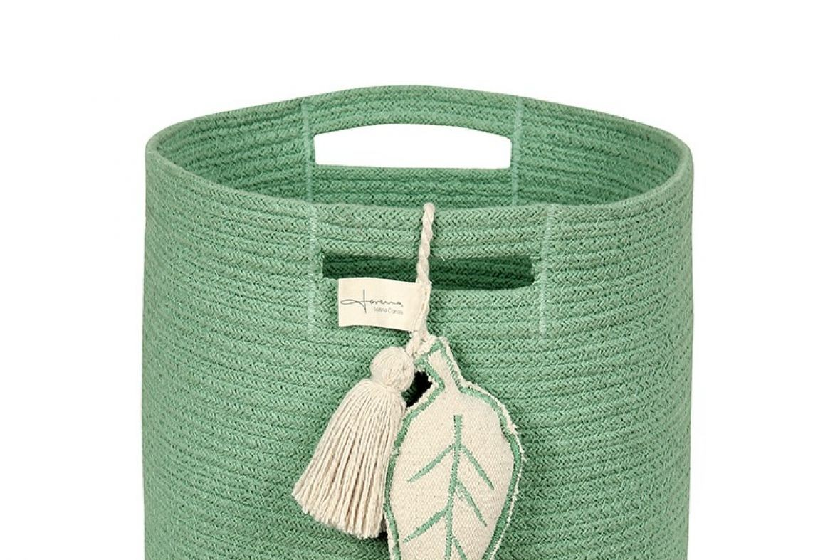 Cesta Leaf Green - Foto 2/6