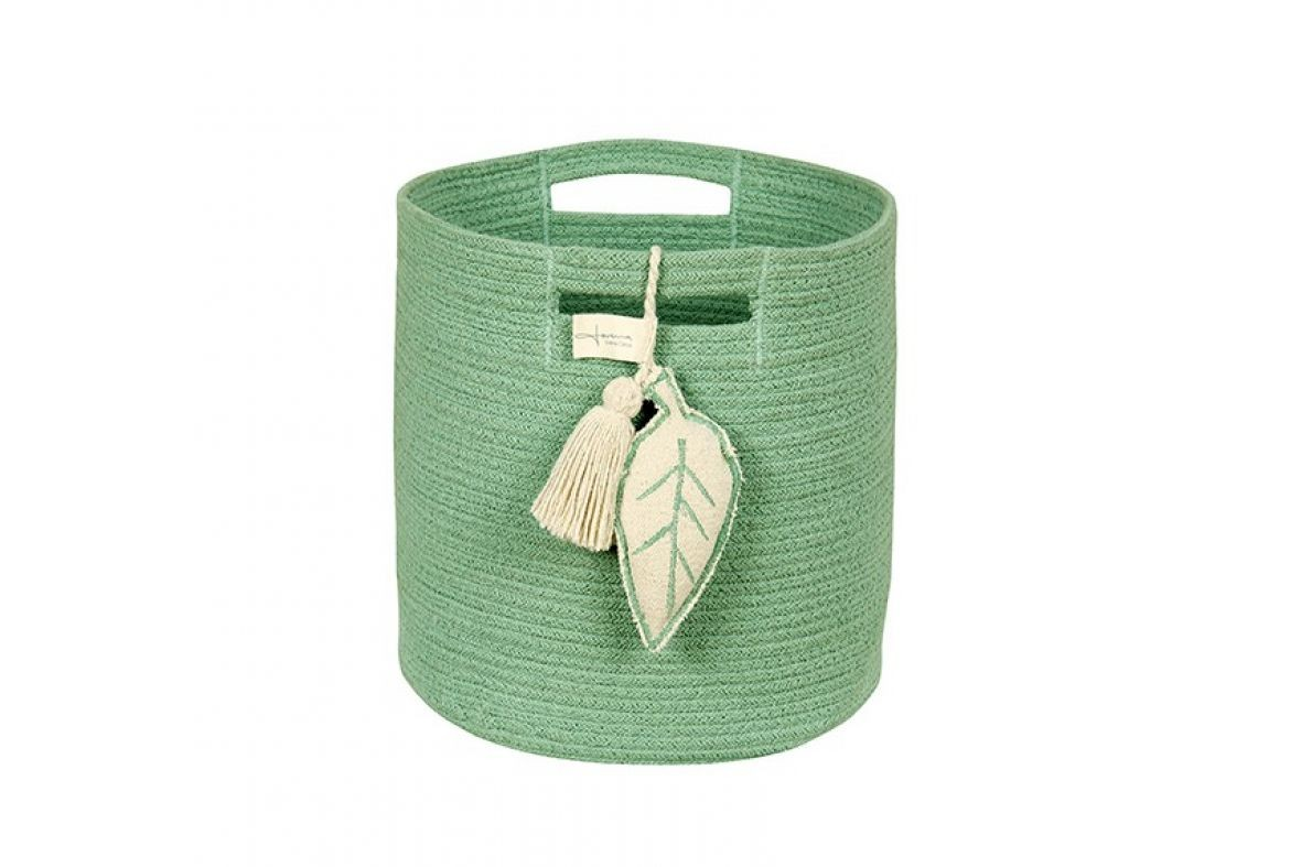 Cesta Leaf Green - Foto 1/6